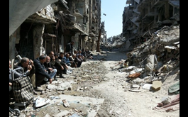 Statement: Checkpoint of Death in Syria' by Pierre Krahenbuhl, UNRWA President