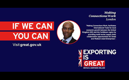 Rudi Page - Chief Executive, Export Champion Writes; Management is Great