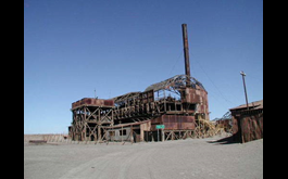 The Humberstone and Santa Laura Saltpeter Works site (Chile), removed from the List of World Heritage in Danger
