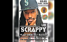 This is a Big Deal! Soca Artiste Scrappy Set To Perform In Moscow, Russia!
