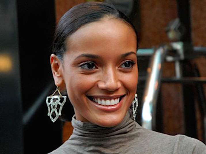 "Caribbean-America Heritage Month Wall of Fame: Selita Ebanks - ""Angel on the Runway"""