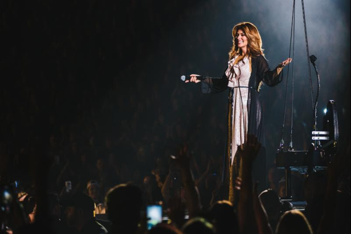 Global Superstar Shania Twain Kicks Off North American Leg of Her NOW World Tour
