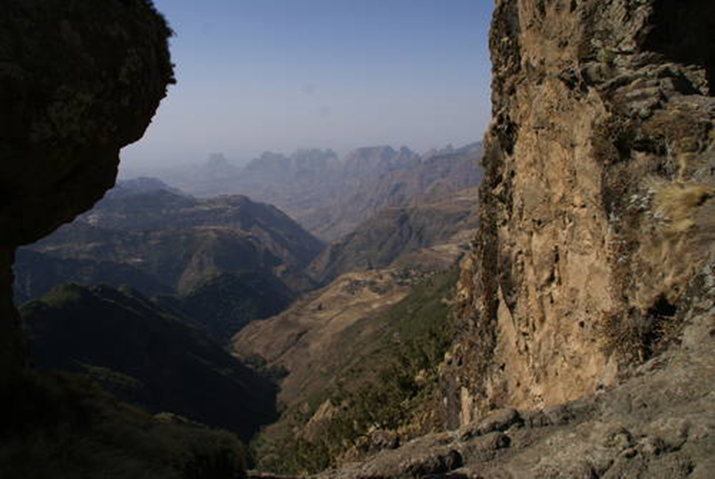 Ethiopian World Heritage Site, Simien National Park no Longer in Danger