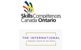 The International Podcast EP26: CEO of Skills Ontario, Ian Howcroft, on Youth Development Opportunities