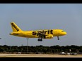 Spirit Airlines to Start New Nonstop Flights From Orlando to St. Thomas