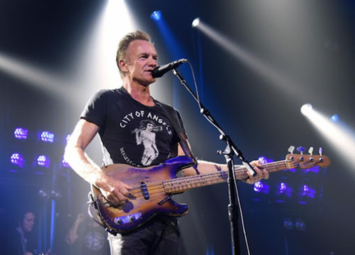 Citi Launches New Music Platform, Citi Sound Vault: Special Performance By Sting Exclusively For Citi Cardmembers