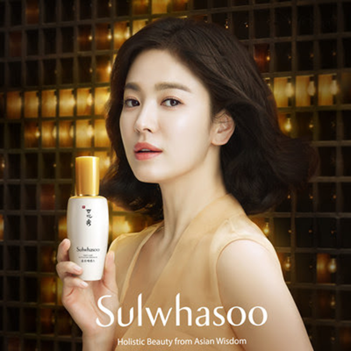 Korea's Luxury Beauty Brand SULWHASOO Launches in Sephora Canada