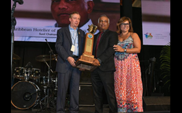 Barbados-based Hotelier Sunil Chatrani Named the Caribbean's 2019 Hotelier of the Year