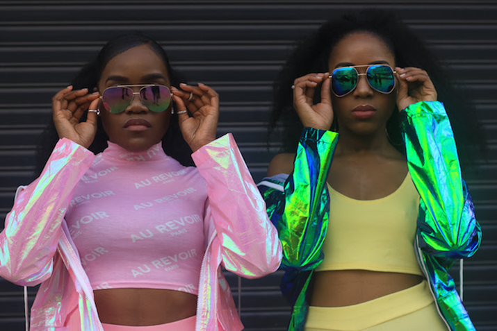 "They're Back!! The Dynamic Duo of Sunshine & Nadiva Release New Track ""Milly Wuk"""