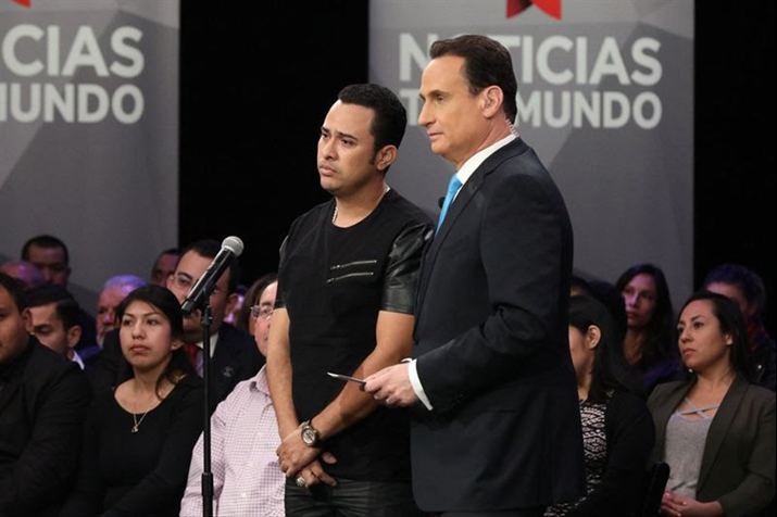 "TELEMUNDO Presents: ""MEXICO, THE GREAT BATTLE,"" The First Mexican Presidential Debate This Sunday April 22nd"