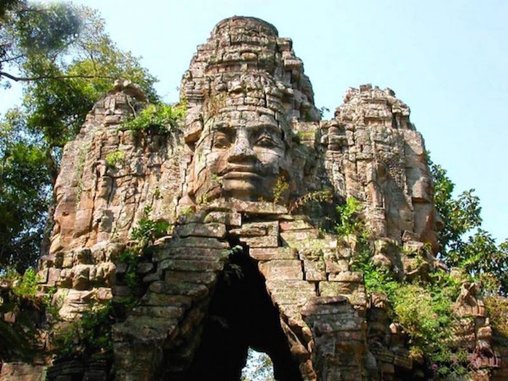 Sites in Cambodia, China and India added to UNESCO's World Heritage List