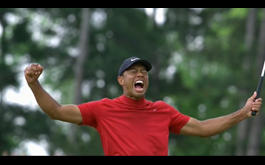 Tiger Woods, Nike & TaylorMade Top Social Media After Historic Comeback
