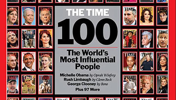 The Times most influencial people