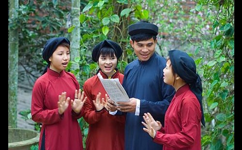 UNESCO's Intangible Cultural Heritage Committee recognizes efforts to safeguard Xoan singing of Phú Thọ Province (Viet Nam)