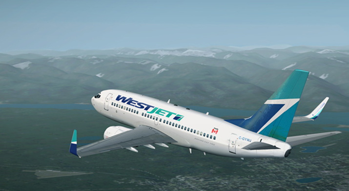 WestJet gives Canadians More Sun and Fun for This Coming Winter